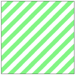 【css3】背景を斜線にするlinear-gradientの書き方